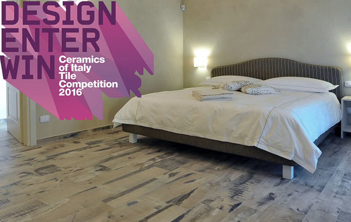 CERAMICS OF ITALY TILE COMPETITION AWARD 2016 - CALL FOR