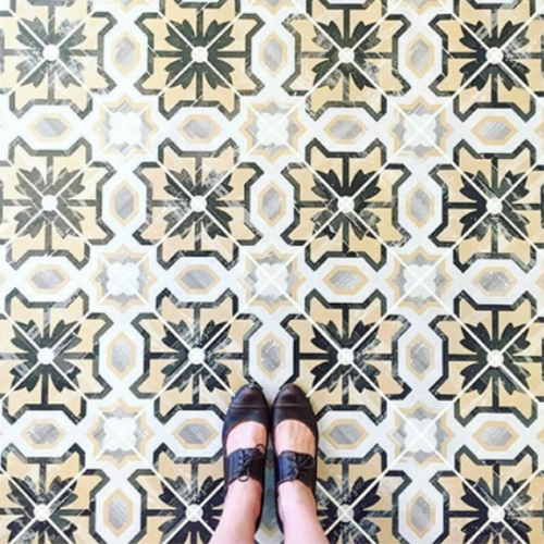 Selfeet: in other words, taking photographs of feet and flooring to tell something about yourself
