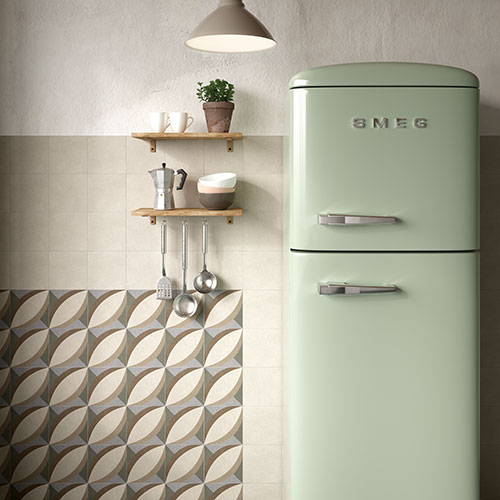 5 tricks for giving a 1950s touch to your kitchen