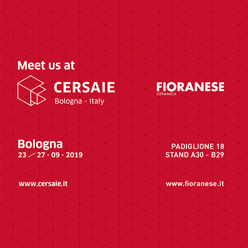 Be amazed and inspired by Cersaie